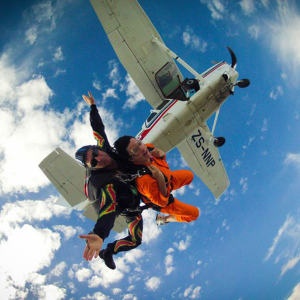 Tandem Skydive Experience 3