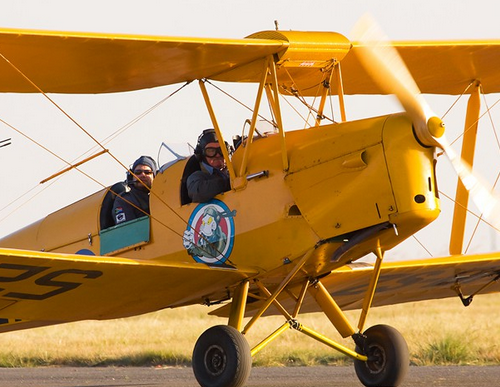 Tiger Moth Experience