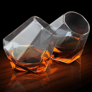 Diamond Whiskey Tumbler Gift