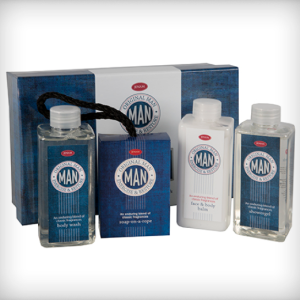Mens bath box