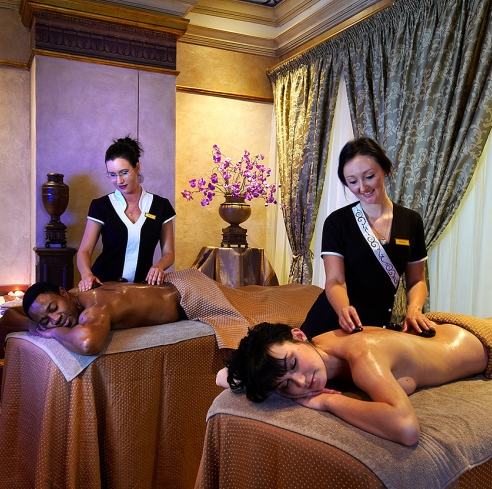 TOGETHERNESS JOURNEY COUPLES SPA PACKAGE - JOHANNESBURG ...