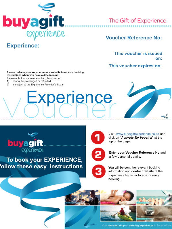 What does the voucher look like?